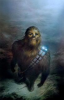 Chewbacca / Where Is All?