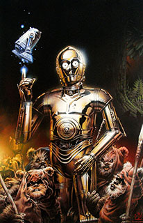 C-3PO Which Triumphed